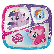 MY LITTLE PONY-PLATE AND BOWL SET
