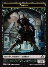 Zombie Token (003) x4 Magic the Gathering 4x Eldritch Moon mtg card lot
