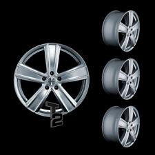 4x 18 Zoll Alufelgen für Peugeot 407, SW / Dezent TH 8x18 ET45 (B-4502450)