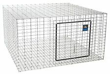 "(4) PACK PET LODGE 24""X24"" WIRE RABBIT CAGES FOR MEAT / PET BUNNY INDOOR OUTDOOR"