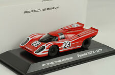 1970 Porsche 917 K 24H Le Mans Winner # 23  red rot  Museum 1:43 MAP