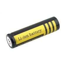 18650 4000mAh 3.7V Rechargeable Li-ion Battery For Flashlight UL