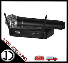 Shure SVX24PG58 wireless handheld microphone