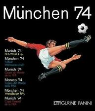 MUNCHEN 74 GERMANY WORLD CUP - PANINI OFFICIAL REPRINT COMPLETE ALBUM NEW SEALED