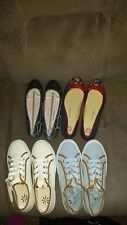 isaac mizrahi shoes size 8 lot of 4 brand new