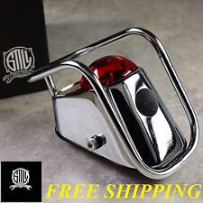 STILL Vintage LED Bike Tail Rear Safety Light Classic -Steel, Road, City Bicycle