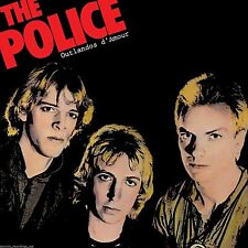 THE POLICE - OUTLANDOS D'AMOUR [BONUS TRACK] NEW Enhanced CD