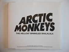 ARCTIC MONKEYS : THE HELLCAT SPANGLED SHALALALA || CD SINGLE ~ PORT GRATUIT !