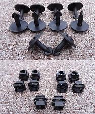 10 x MOTORSCHUTZ UNTERFAHRSCHUTZ EINGINE CLIPS FIXING LEXUS