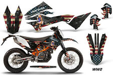 AMR Racing Graphic Decal Kit For KTM 690 Enduro Dirt Bike MX Wrap 2012-2016 WW2