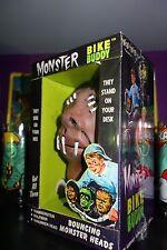 Repro Vintage 1964 Shrunken Head Bike Buddy Frankenstein Universal Monster