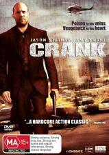 Crank (DVD, 2007) LIKE NEW ... R4