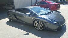 Lamborghini: Gallardo Base Coupe 2-Door