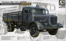 AFV Club 1/35 Bussing Nag L4500S german military truck  #35170 *New*Sealed*