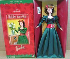 Holiday Sensation Barbie Doll Homecoming Collector Edition Series Hallmark NEW