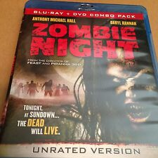Zombie Nights {Blue Ray+ DVD Combo Pack}
