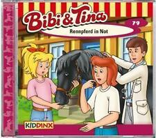 Busch - CDs - Bibi und Tina 79. Rennpferd in Not, OVP, NEU, 426179