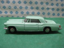 Vintage RARE  -  FORD  Continental Mark II    -  1/43   Mercury  4  -