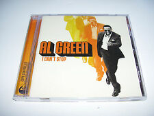 Al Green - I Can't Stop * EUROPE CD  2003 * NEW