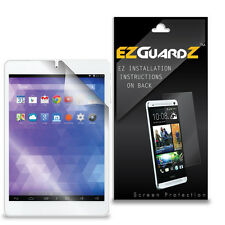 """1X EZguardz LCD Screen Protector Shield HD 1X For NuVision 7.85"""" HD Tablet TM785"""