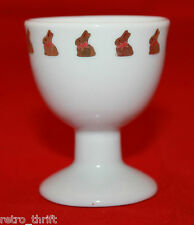 Thomas Germany Lindt Chocolate Limited Edition Easter Bunny 1 Egg Cup Stand