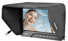 "FEELWORLD 7"" HD On Camera Field Monitor 1080P HDMI Video Peaking Canon 5D III"