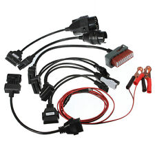 OBD2 OBD car diagnostic adaptor Interface Cables kit 8pcs CDP VCI For BMW AUDI