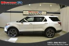 Ford: Explorer Sport AWD