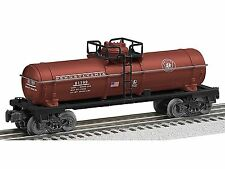 LIONEL TRAINS 8-81199 PENNSYLVANIA RAILROAD TANK CAR O GAUGE Made in the USA