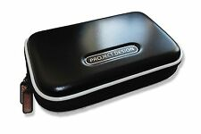 NINTENDO 3DSXL 3DS XL BLACK AIRFORM CARRY CASE BAG & STRAP UK Seller
