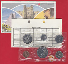 1982 - - PL SET -  - CANADA RCM PROOF LIKE MINT - WITH COA AND ENVELOPE