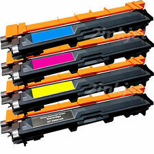 4 Pk NEW TN-221 TN-225 Toner Fits Brother HL-3140CW HL-3170CDW