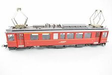 Bemo HOm 1265 111 RhB ABe 4/4 Red 1st/2nd Passenger Engine #502