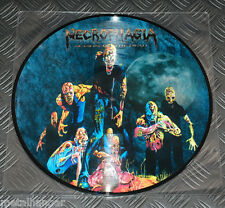 Necrophagia 'Season Of The Dead' LTD Pic LP Picture Disc Vinyl Record Rare VG+