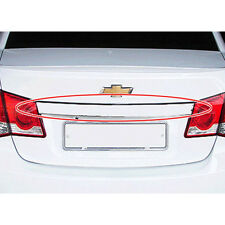 OEM Rear Trunk Chrome Trim 1P For 09 10 11 12 13 14 Chevy Holden Cruze