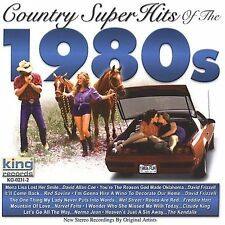 NEW - Country Super Hits Of The 1980's