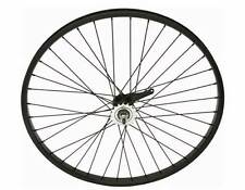 "BICYCLE HEAVY DUTY REAR WHEEL 26"" X 2.125 x 12G ALLOY BLACK COASTER BRAKE NEW !"