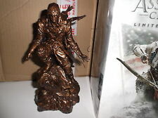2012 Assassin's Creed III 3 Connor Figure Statue CUSTOM BRONZE!!!