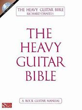 The Heavy Guitar Bible CD Version)