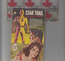 THOMAS W CRUMLEY pb Star Trail vintage cover art