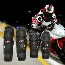 Adult Knee Shin + Elbow Guard Pads Protect Brace ATV Motocross MX Dirt Bike Race