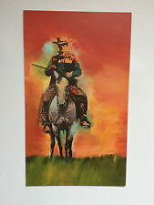 RICHARD PRINCE, 'Cowboys' Private view invitation card, Gagosian, 2013