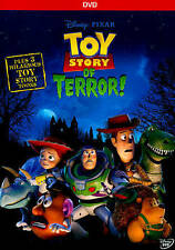 DISNEY/PIXAR - TOY STORY OF TERROR - DVD - ANIMATED CHILDREN