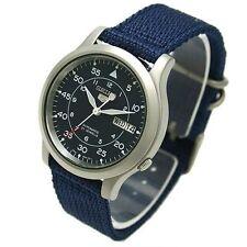 SEIKO MILITARY Nylon SNK807K2 Watch