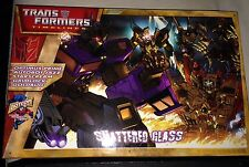 Transformers Botcon 2008 Convention Box Set Exclusive SHATTERED GLASS Empty Box