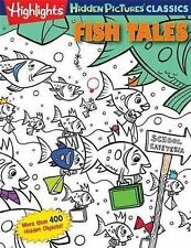 Fish Tales: Highlights Hidden Pictures® Classics by