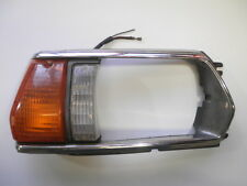 Subaru Leone Wagon/Sedan - Headlight Surround-RH. Early Rectangular Headlight.