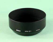 Nikon Sun Shade or Hood HN-24 - 62 mm screw-in metal