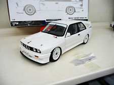 1:18 Minichamps BMW M3 E30 EVO 1992 Test white weiss NEU NEW