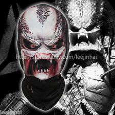 Predator mask Predator face Alien Hunter AVP Alien vs. Predator mask